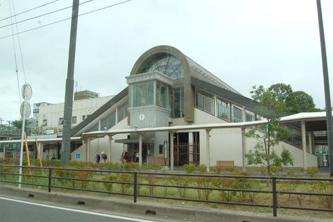 03土気駅なう.JPG