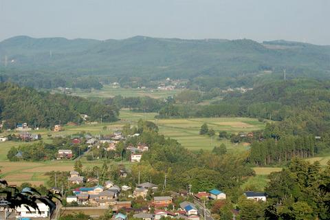 04久留里城からの眺め.JPG