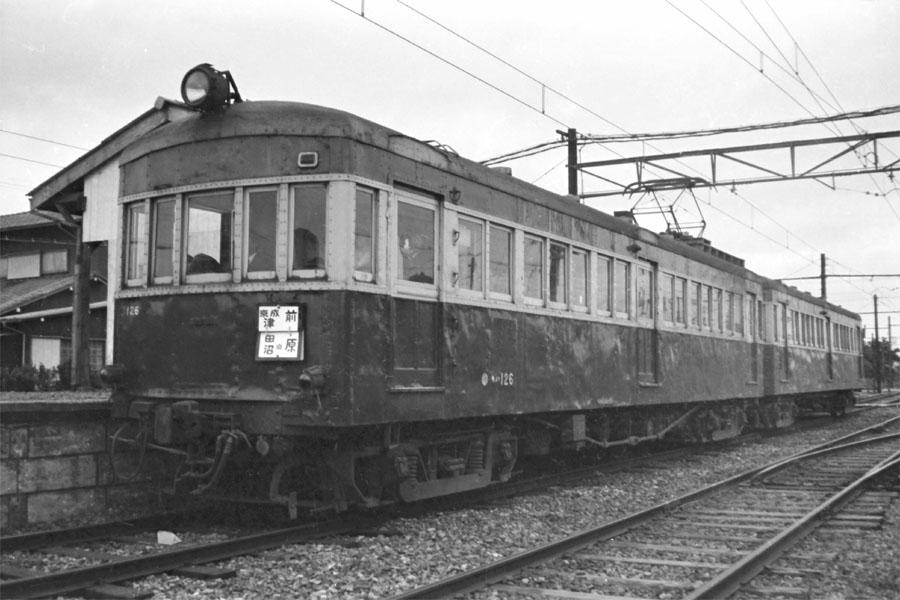 単線並列の頃~昭和39年~新京成...